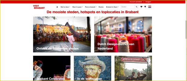 VisitBrabant - Basispakket-Internationaliseringsteksten